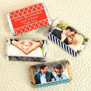 Photo Hershey's Assorted Miniatures - Wedding