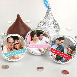 Photo Hershey's Kisses Favors - Wedding